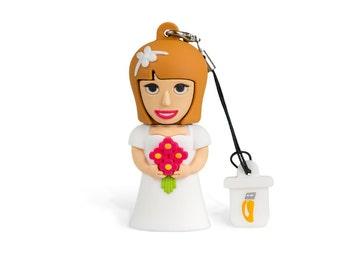 Bride USB Pen Drive 8GB Professional USB