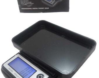 """The """"XW-600"""" Pocket Jeweler's Scale: TJ-28552"""