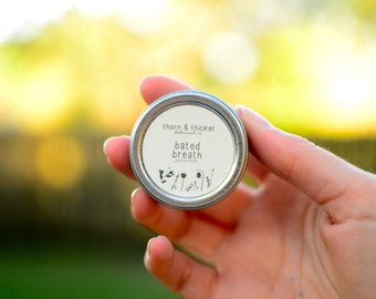 bated breath solid perfume