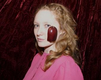RED DELICIOUS Apple portrait