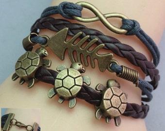 FISHBONE & Turtles