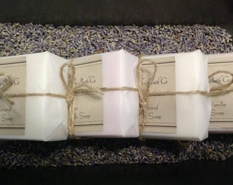Goats Milk All Natural Hand Poured Soap