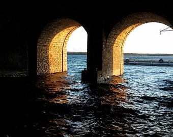 Water Photo 8x10