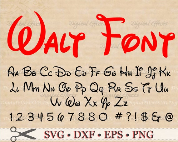 Images of Disney Font For Microsoft Word - #rock-cafe
