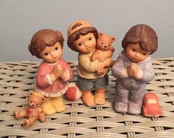 Goebel Nina Marco Children Figurines