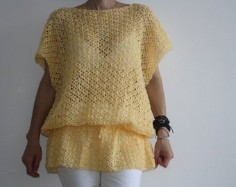 Women's sweater (tunics)