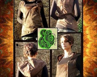Unique design women vests
