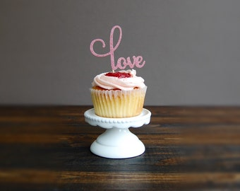 Cupcake toppers Bridal shower, cupcake toppers, bridal shower decorations, wedding cupcake toppers, engagedment party decorations