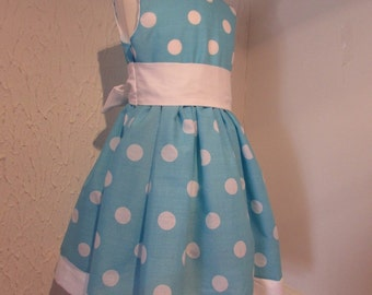 Girls party/occasion dress made to order ages 6 months - 6 years
