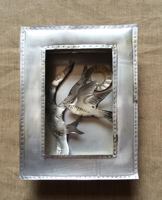 Bird Box, with sun