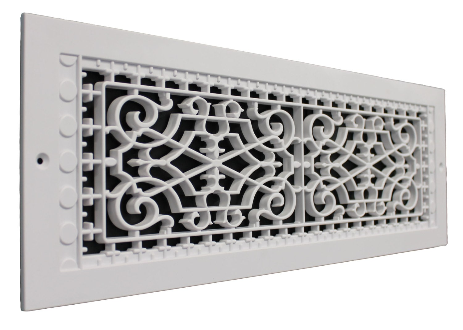Victorian 6 X 22 Quot Wall Mount Grille Vent From Smivents On