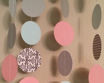 paper garland...party decoration