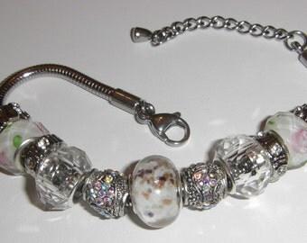 Color Bracelet - WHITE