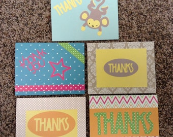 10 Handmade Thank You Cards