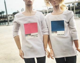 PANTONE COLLECTIBLES T-SHIRTS