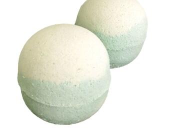 Sweet Basil Mint Bath Bomb - Free Shipping