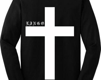 lingo black long sleeve