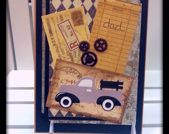 Greeting Card - For Dad