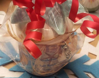 Gifts~to~Go Scrub & Starfish or Sand Dollar Soap