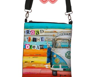 Bag Boho, hippie bag, ethno bag, unique tote bag, modern tote bag, art print tote bag, tote bag, colorful bag ladies, bag with ornament