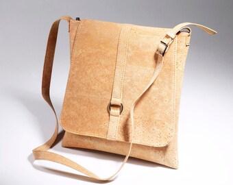 Cork Purse with strap / Cork Handbag