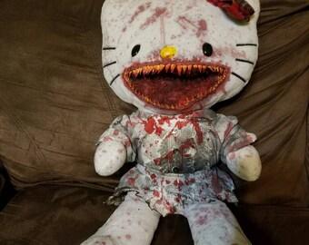Scary Hello Kitty