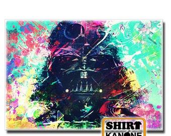 Darth Vader 2 canvas 70 x 50 cm