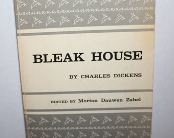 Bleak House by Charles Dickens - Paperback 1956
