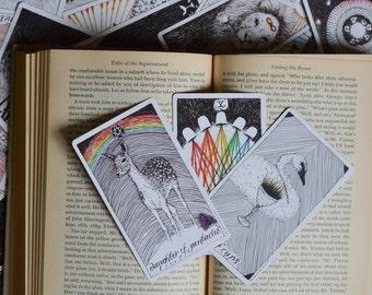 Love Triangle Tarot Reading, Who do I choose?