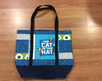 Dr. Seuss Tote Bag - One of a Kind