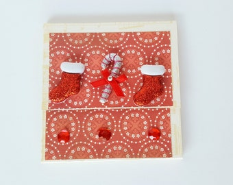 Christmas Post-It Note Pad