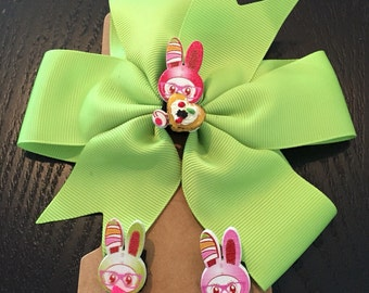 Always Time for Sweets Bunny Bow