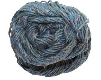 NORO - Tokonatsu - Cotton, Silk, Viscose  - 50g Skein/Ball -  No. 07 BLUE