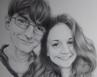 Two Person Portraits