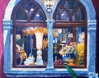 A Venetian Shop Window