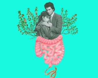 Querelles Intestines (Print)