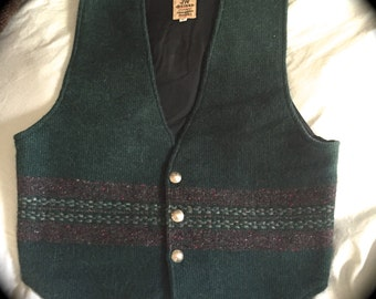 Handwoven Men's Vest