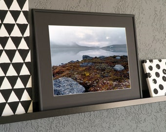 Fine art print - landscape photography - Hardangervidda - analog