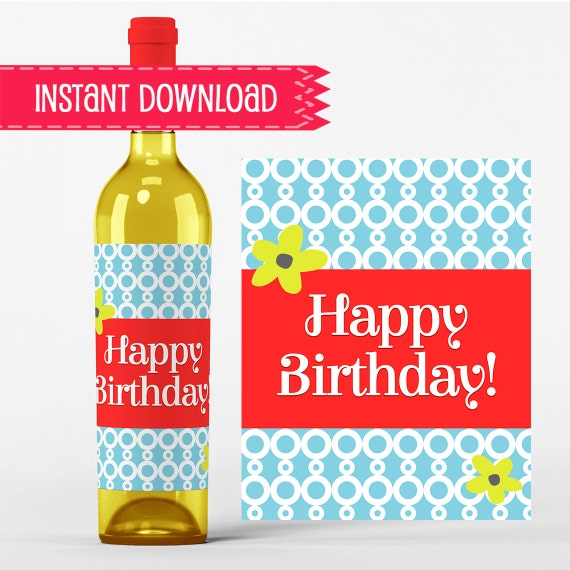 Items Similar To Wine Label