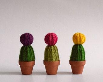 "Petit Fleur ""Ball"" - Cactus wool"