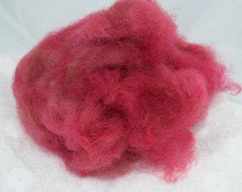 Pink Alpaca Fiber (Fawn)