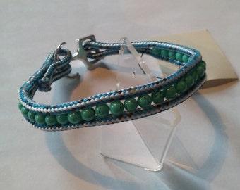 Ship's Rope Beaded Bracelet