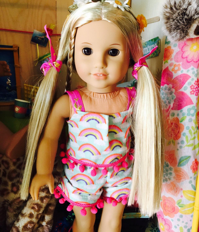 American Girl Doll Julie Albright - Retired Version ...  |American Doll Julie Albright