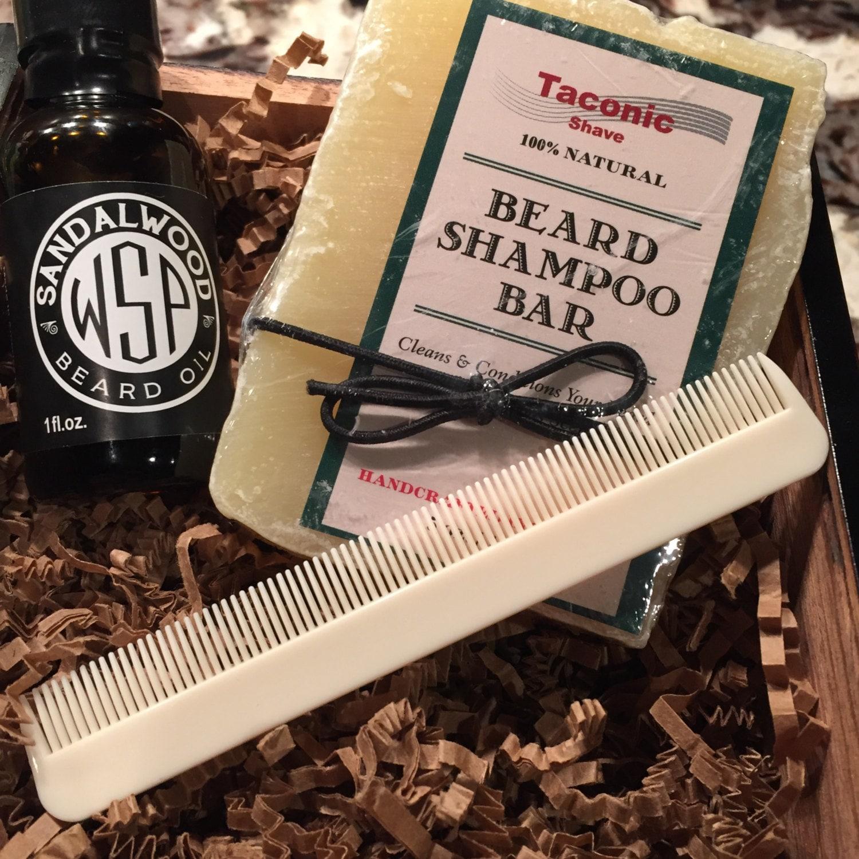 beard grooming gift box gift set beard care kit birthday. Black Bedroom Furniture Sets. Home Design Ideas