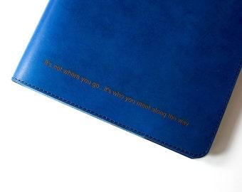 Handmade refillable journal   Etsy