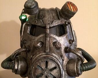 Fallout Power Armor Helmet Replica