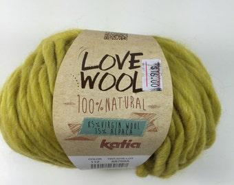 50% off Katia Love Wool, Super bulky,