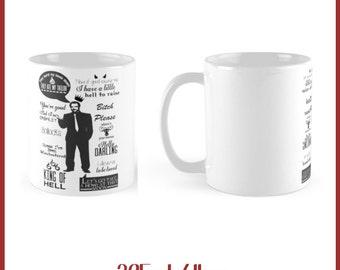 Supernatural Crowley  325ml Mug