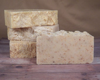 All Natural, Gardeners Soap, Lemongrass, Cold Process Soap
