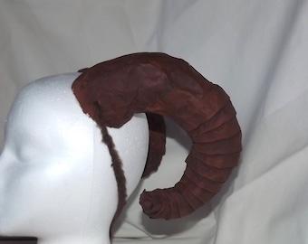 Ram Costume Horns